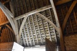 Tithe Barn Roof