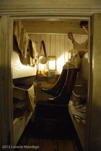 Steerage Room
