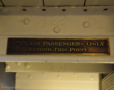 First Class Only