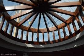Skylight from the Promenade