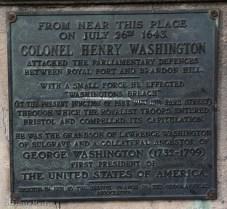 Colonel Henry Washington