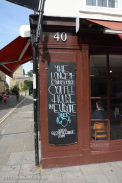 Queen's Lane Coffee House