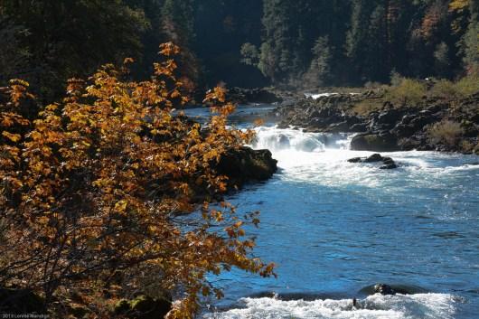 The North Umpqua River