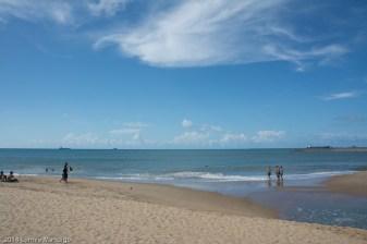 Beach at Forteleza
