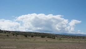 Sky over Utah