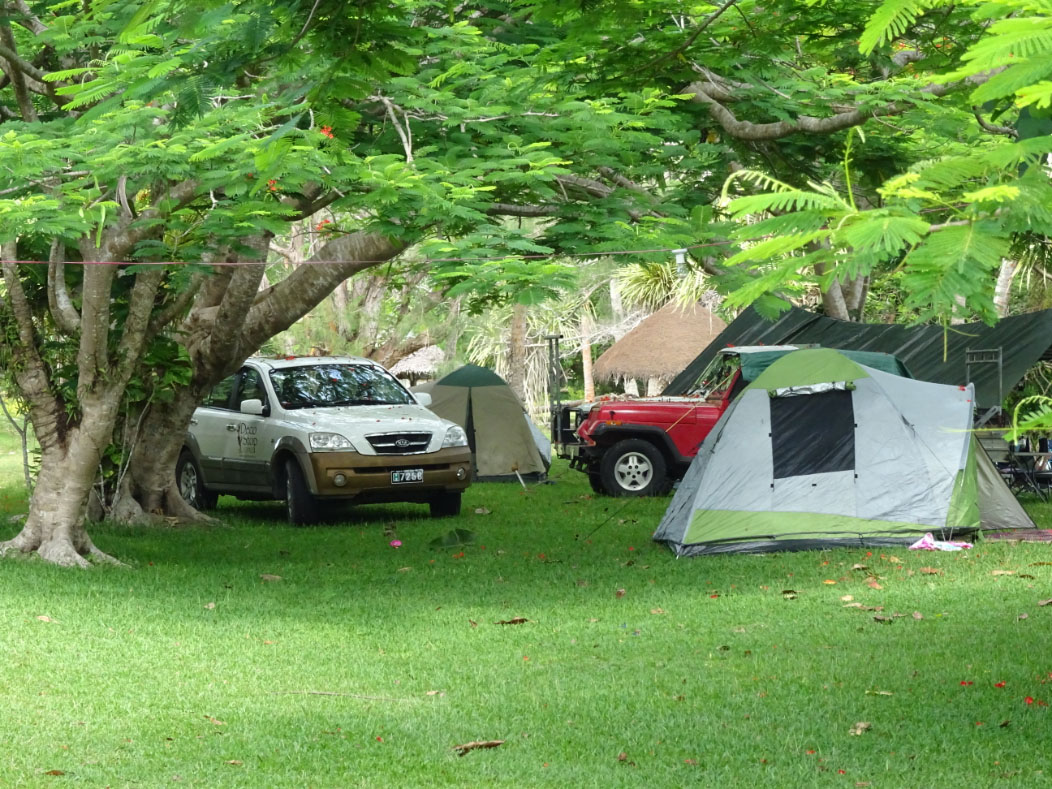 Campground - Lonnoc Eco Beach Bungalows