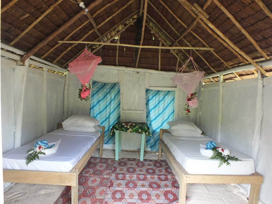 Smole Village Hut - Bedroom