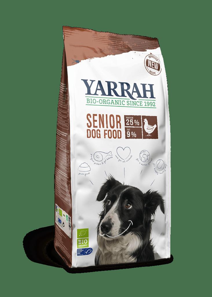 Orgaaniline 7+ SENIOR koeratoit YARRAH 2KG