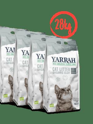 Kassiliiv Orgaaniline kassiliiv YARRAH 4x7kg kassiliiv
