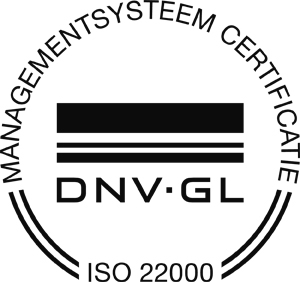 ISO 22000 toiduohutuse sertifikaat