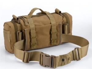 Maletin tactico Militar 01 Pouch cintura sistema molle