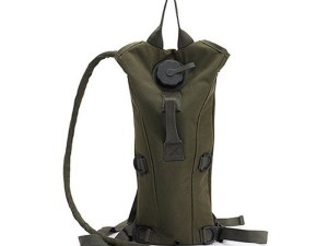 Mochila tactica militar WZ-01 Sistema hidratacion molle 2.5 lts con bolsa agua mayoreo