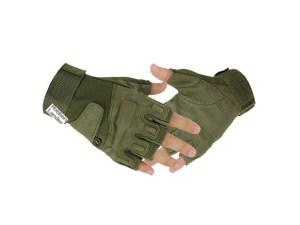 Guantes mlitar BH cortos con almohadillas