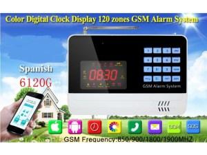 Alarma Inalambrica desde tu celular vigila tu hogar comercio oficina
