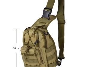 Maletin tactico Militar 98 Hombro IPAD celular EDC