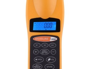 Medidor de distancia laser 18 mts telemetro