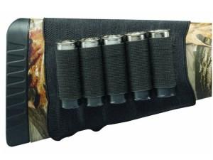 Funda Porta Cartuchos Para Escopeta En Culata elastica 5