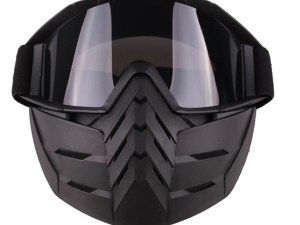 Careta Mascara Casco 3/4 Gotcha airsoft snowboard