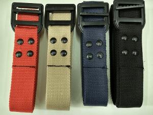 Cinturon Militar Reforzado Tallas Extras 180 Cm F-432