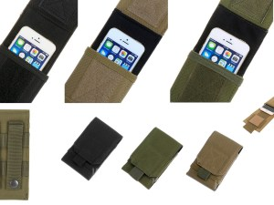 Funda Celular Tactica Militar Molle Falcon 954 iPhone Samsung Motorola