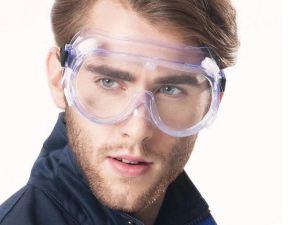 lentes Gogles gafas de proteccion antiempañantes protegen de polvo saliva residuos viento.