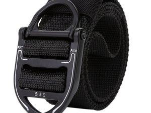Cinturon militar tactico mod 766-17 comando policia seguridad