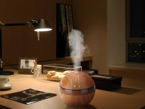 Difusor Aromaterapia Minimalista Relajacion nebulizador sanitizar portatil