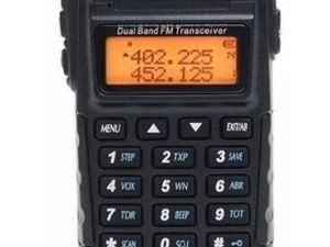 RADIO BAOFENG 8 wats UV 82 bateria 3800 mh