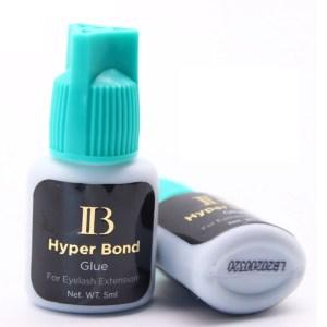 Adhesivo Pegamento Ib Hyper Bond tapa Cyan Pestañas Mink 5ml