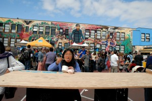 Eater at San Francisco Street Food Festival