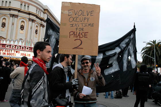 Evolve Occupy Its Time for Phase 2