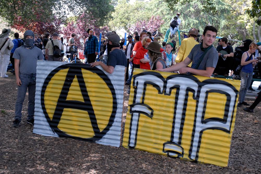 anarchy signage