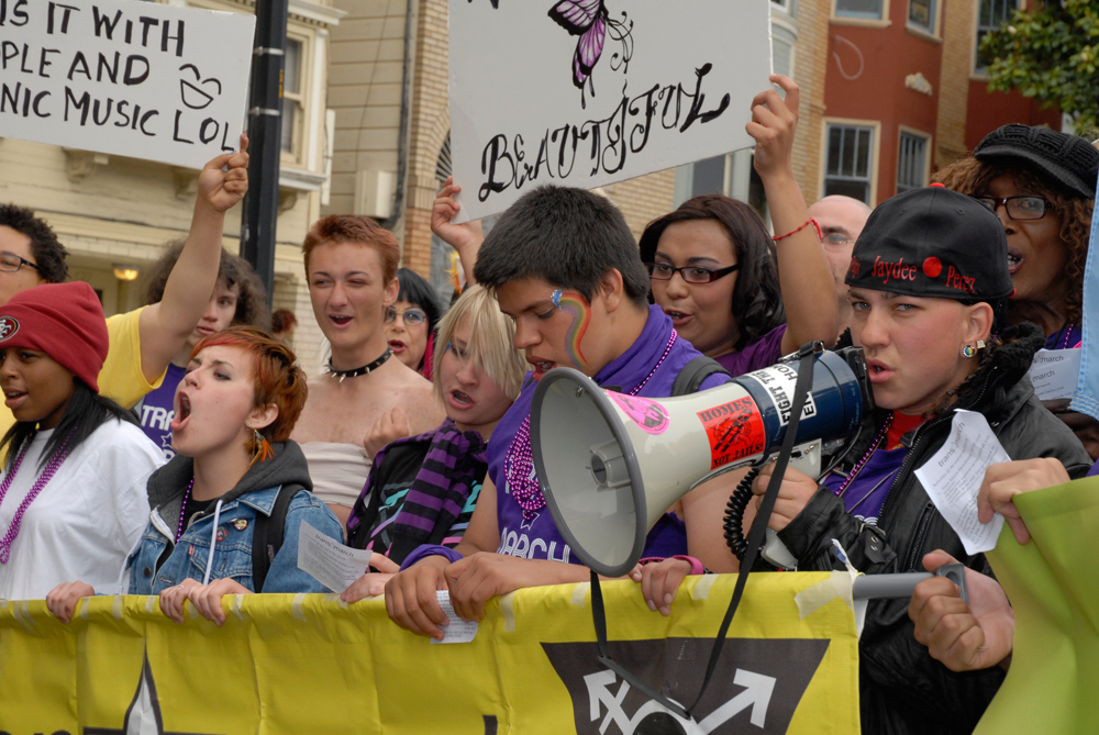Youth Marchers