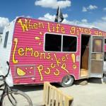 Lemonade trailer. Photo: Wendy Goodfriend