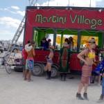 Martini Village. Photo: Wendy Goodfriend