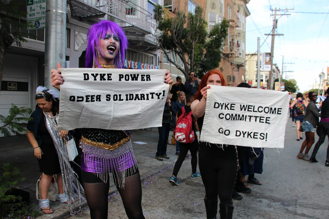 Dyke Power!