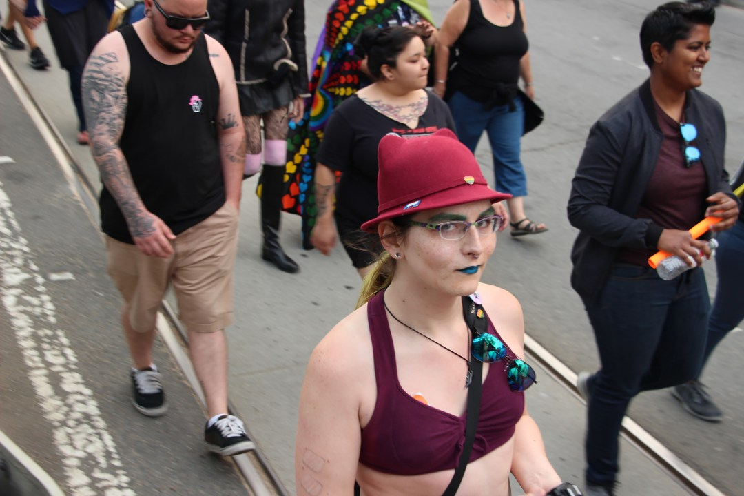 Trans March SF