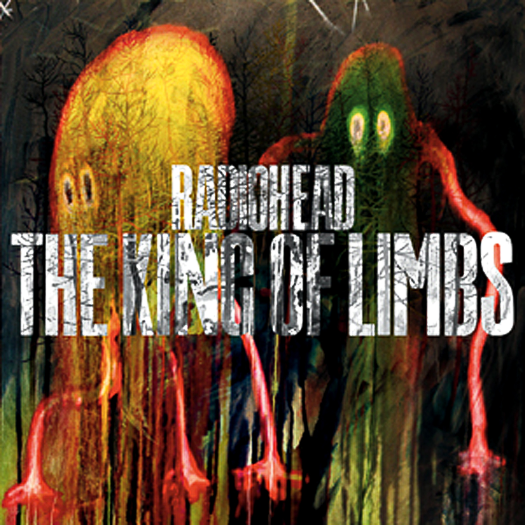 Radiohead Kid A Artwork