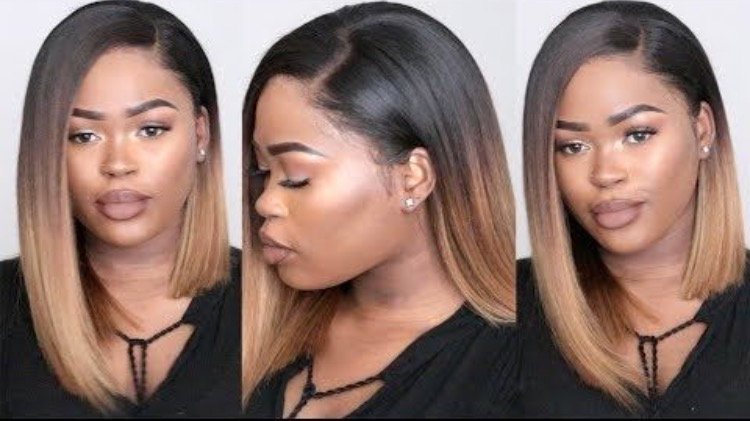 How To Make Your Lacewig Look Perfect From Start To Finish + Create The Perfect Summer Bob/Lob