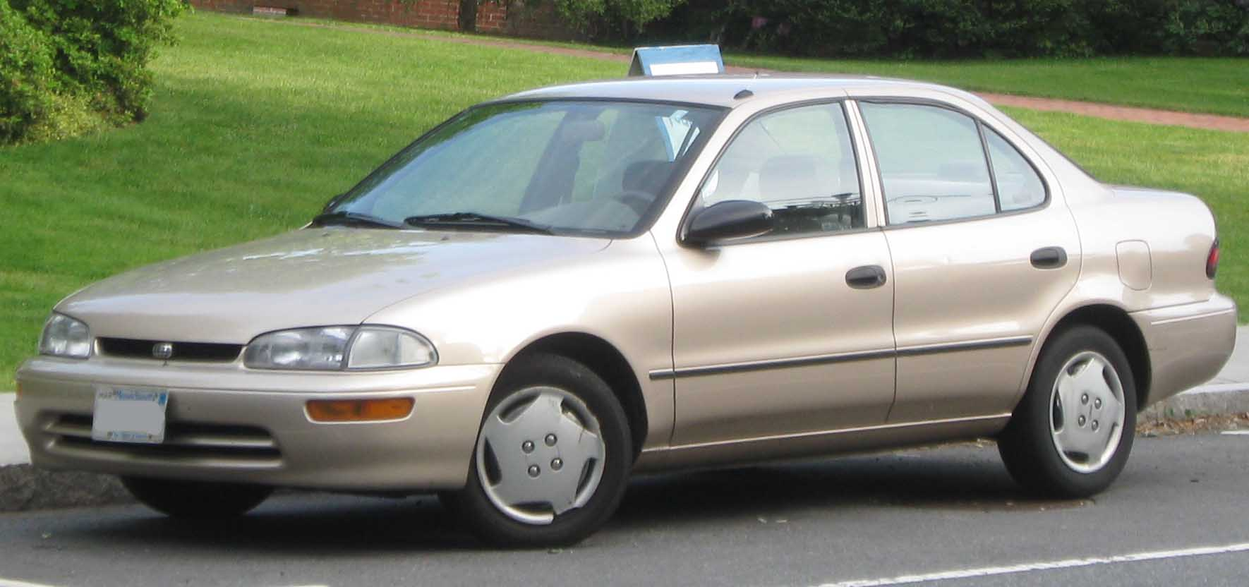 Geo Prizm Review Amazing Pictures And Images Look