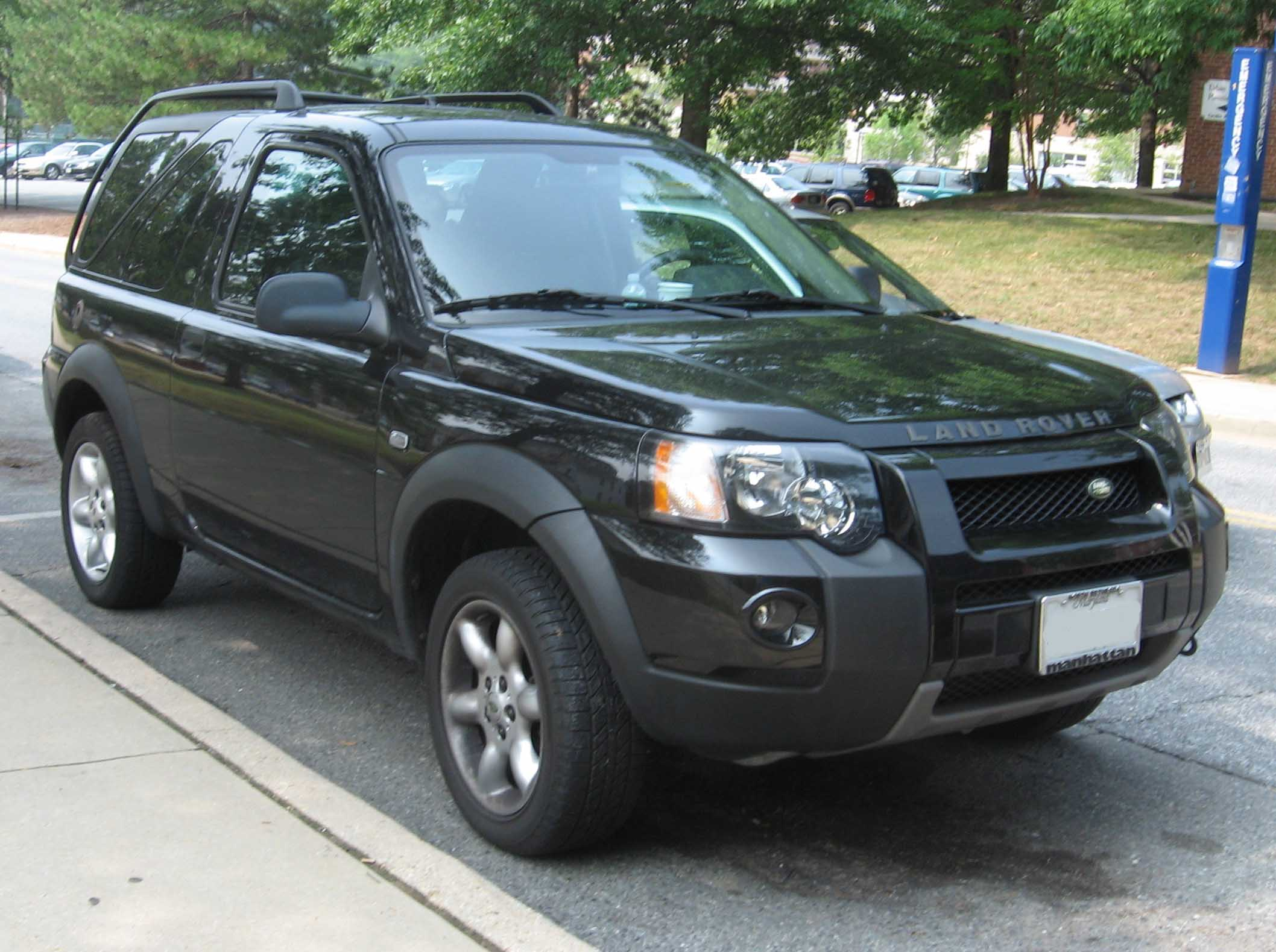 Land Rover Freelander 2004 Review Amazing and
