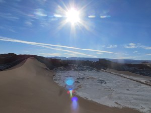 duna valle de la luna