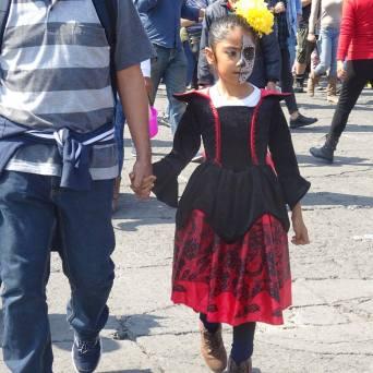 Dia de los Muertos Mexico DF