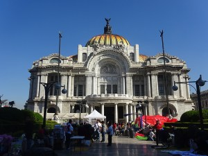 Museo Bellas Artes Mexico