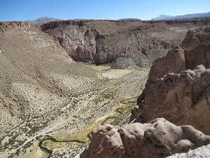 Canyon del Serpiente