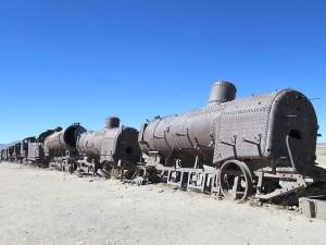 cimentario de trenes
