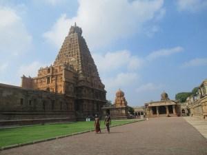 Thankjavur temple