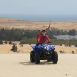 Mui Né white dunes