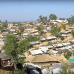 Video of my visit in a Rohingya's camp