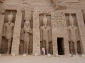 Abu Simbel, Nefertari temple